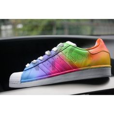 Tie Dye White Adidas Originals Superstar Custom (2.380 ARS) ❤ liked on Polyvore featuring shoes, athletic shoes, grey, sneakers & athletic shoes, unisex adult shoes, tie dyed shoes, gray shoes, unisex shoes, tie dye shoes and grey shoes