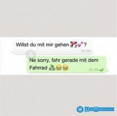 Keine Romantik - Lustige WhatsApp Bilder und Chat Fails 148