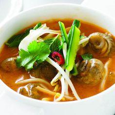 Mushroom Laksa  #Recipe  #PowerofMushrooms