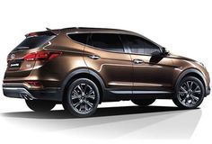 Santa Fe Prime is a facelift version of Hyundai Santa Fe. The Facelifted Hyundai Santa Fe Prime was revealed in South Korea. The car finds minor exterior changes when compared to its predecessor. Hyundai Suv, Hyundai Dealership, Hyundai Vehicles, Hyundai Santa Fe Sport, Upcoming Cars, Hyundai Genesis, Old Models, Diesel Engine, Car Car