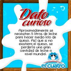 #elcuatro #datocurioso #delagranjaasucasa