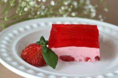 Creamy Layered Jello