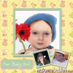 Check out my babe! Upload your photo to MakeMeBabies and try it for yourself!
