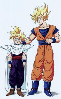 Gohan & Goku                                                                                                                                                                                 More