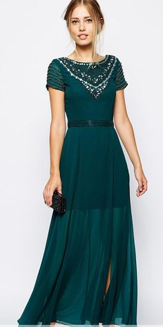 Evergreen Dress | ASOS