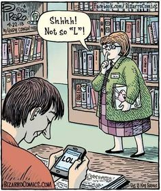 Funny Library Stuff On Pinterest Librarians Libraries