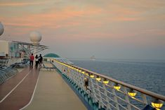 Heading off for a cruise for the first time? Here is what to expect. Royal Carribean Sunset Liberty of the seas