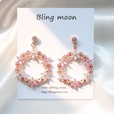 Pin For Trend Presented Elegant Earring Designs For Beautiful Girls - Earrings Collection 2019 - 2020 (Latest Earrings Designs And Images) Indian Jewelry Earrings, Fancy Jewellery, Jewelry Design Earrings, Ear Jewelry, Girls Earrings, Stylish Jewelry, Cute Earrings, Cute Jewelry, Designer Earrings