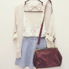 Cute Hipster | Floral Print