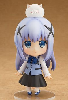 Nendoroid Chino Is The Order A Rabbit