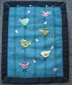 Little Birds - birds created on Embellisher