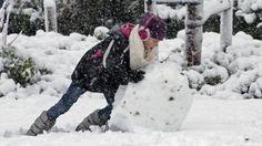 Nieuwe sneeuwbuien op komst http://telegraaf.nl/r/23599006