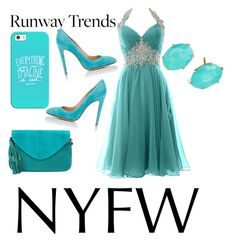 """blue blue every where 💙👗👛🎈🎸🐳🐋🐟🍹🔵🔹🔷"" by johar-laiba ❤ liked on Polyvore featuring Gianvito Rossi, Cocobelle, Casetify and Ippolita"