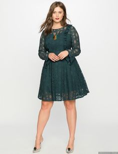 ec7ae56b034a 30 vestidos de fiesta para gorditas  cortes y estilos para elegir. Kjole  NederdelJumpsuits Til KvinderKjoler ...