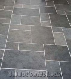 black slate floor tile | Black flooring slate tile - Slate Tiles,Slabs Product, Supplier ...