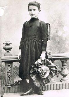 Young Marie Rambert