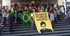 RS Notícias: Juízes federais fazem ato em apoio a Sérgio Moro e...