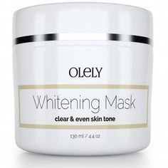 Olely Whitening Mask for clear and even skin tone >>> For more information, visit image link. #beautyandmakeup