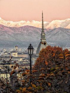 Turin, Paris Skyline, Mole, Terrazzo, Valentino, Travel, Paisajes, Home, Italia