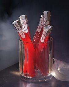 Blood-Orange Cocktails - Martha Stewart Recipes
