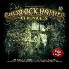 Folge 30: Das gelbe Gesicht by Sherlock Holmes Chronicles
