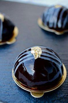 Chocolate dome