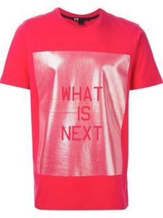 What Is Next Tシャツ