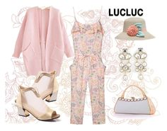 """""""Lucluc in Pink"""" by gabriele-bernhard ❤ liked on Polyvore featuring lucluc"""