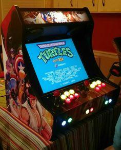 Bartop MAME arcade