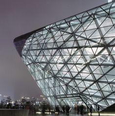 Guangzhou Opera House - Zaha Hadid