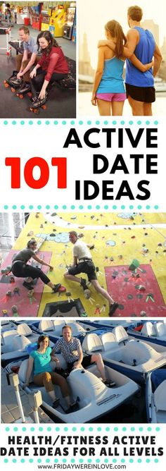 One of the easiest ways to work on staying active together as a couple is including fitness date ideas in your date night plans. Active date ideas get the blood pumping, burn some calories, and help you have fun together while feeling sporty and active. Cheap Date Ideas, Day Date Ideas, Cute Date Ideas, Gift Ideas, Fun Ideas, Party Ideas, Fitness Workouts, Yoga Fitness, Mens Fitness