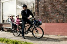 The Cargo Bike: A Vehicle That Will Change Your Life | Shared from http://hikebike.net