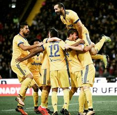 Udinese 2-6 Juventus 😍⚪⚫ #finoallafine#forzacuccioli