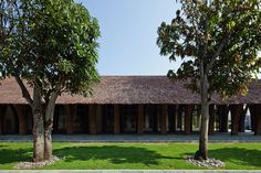 Gallery - Naman Retreat Conference Hall / Vo Trong Nghia Architects - 3