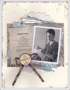 Lucescrap: Anitas muffins Muffins, Frame, Decor, Picture Frame, Muffin, Decoration, Frames, Dekoration, Inredning
