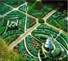 Garden of Cosmic Speculation, Scotland.