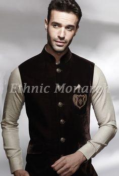 Sophisticated Velvet Jacket