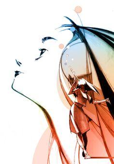 Art by 森本晃司 Koji Morimoto* • Blog/Website | (http://www.kojimorimoto.com)   ★…