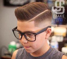 New hair trends boys beards Ideas Best Fade Haircuts, Trendy Mens Haircuts, Cool Haircuts, Modern Haircuts, Fashionable Haircuts, Toddler Boy Haircuts, Cute Little Boy Haircuts, Combover, Barbers