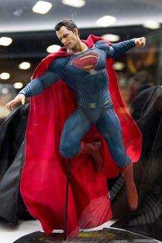 Mind Blowing Batman vs Superman Sculptures