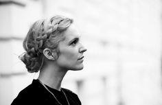 Agnes Obel. Hair <3