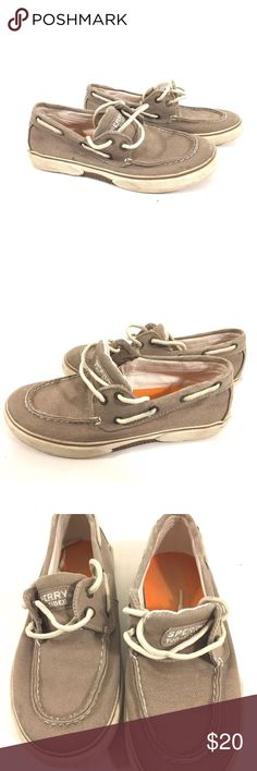 Sperry Top-Sider Kids Angelfish Boat Shoe sz 2.5W Sperry Top-Sider Youth Angelfish Boat Shoes size  2.5W Wide Sneakers Casual Sperry Top-Sider Shoes Sneakers