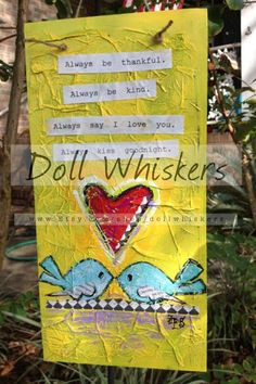DOLL WHISKERS™, ©2013 6X12 www.Etsy.com/shop/dollwhiskers