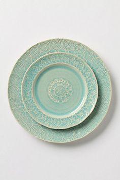 Old Havana Dinner Plate contemporary dinnerware