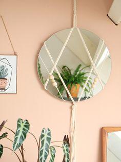 5 enkla DIY-projekt med speglar   ELLE Decoration