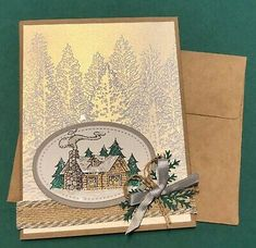 Winter Cards, Fall Cards, Holiday Cards, Stampin Up Christmas, Stampinup Christmas Cards, Embossed Christmas Cards, Christmas Crafts, Christmas Hanukkah, Embossed Cards