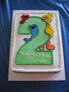Sesame Street on Cake Central