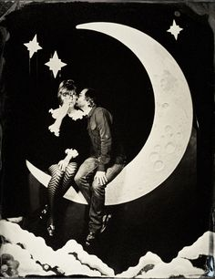 Permanently Disco: I Love You To the Moon