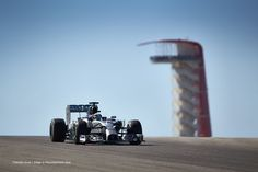 Lewis Hamilton, Mercedes, Circuit of the Americas, Thursday, 2014