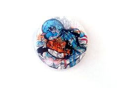 Hey, I found this really awesome Etsy listing at https://www.etsy.com/listing/205700936/blue-bird-art-button-pinback-button-art